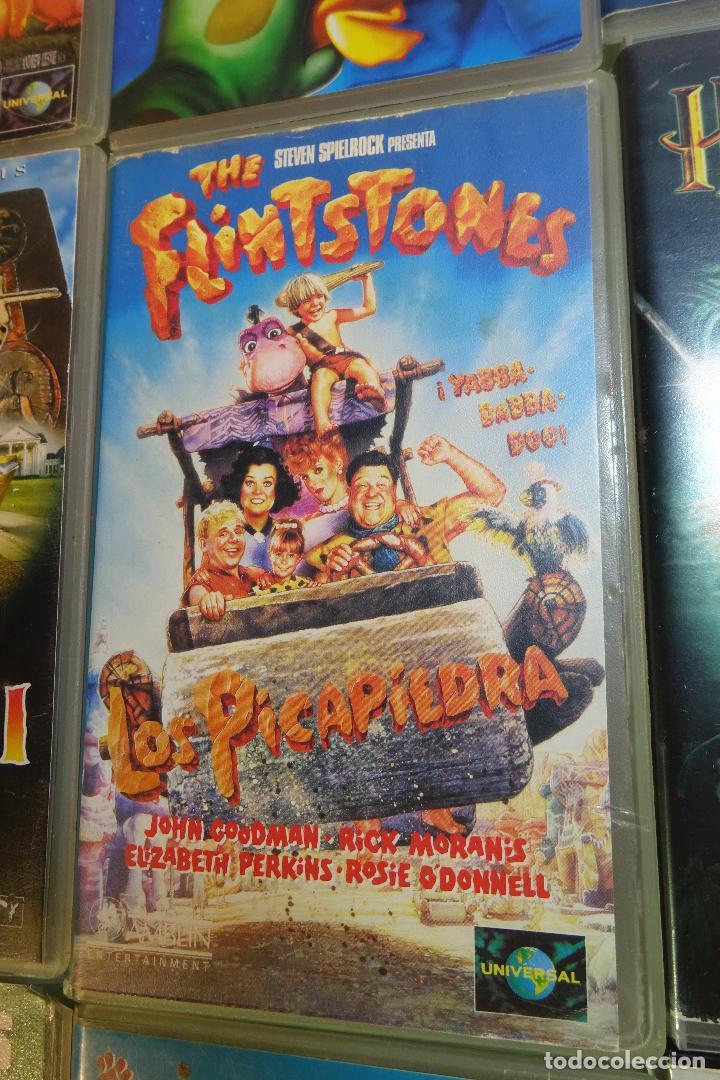 Cine: LOTE DE 12 PELÍCULAS VHS - PARA TODOS LOS PÚBLICOS - MUY DIVERTIDAS PARA LOS PEQUES - - Foto 7 - 81985944