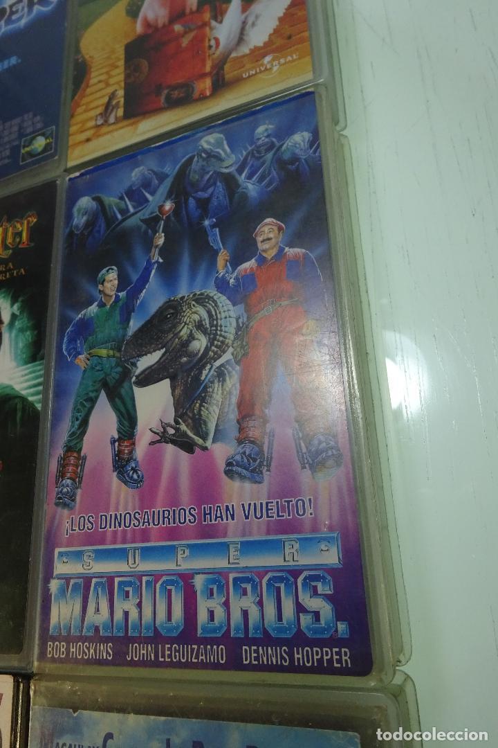 Cine: LOTE DE 12 PELÍCULAS VHS - PARA TODOS LOS PÚBLICOS - MUY DIVERTIDAS PARA LOS PEQUES - - Foto 9 - 81985944