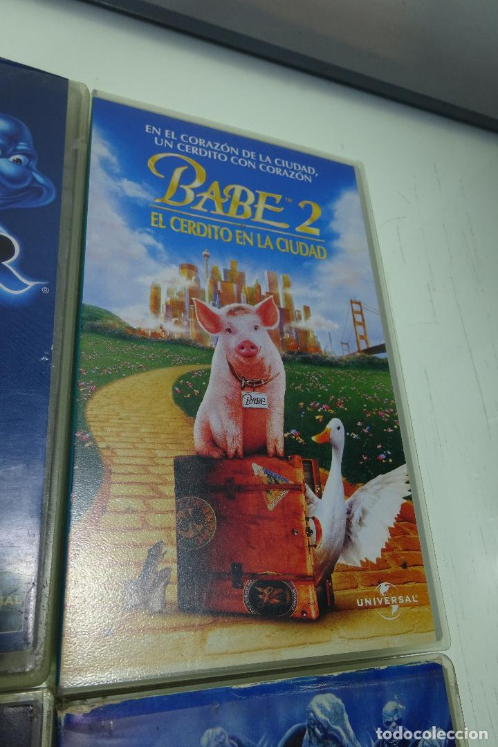 Cine: LOTE DE 12 PELÍCULAS VHS - PARA TODOS LOS PÚBLICOS - MUY DIVERTIDAS PARA LOS PEQUES - - Foto 10 - 81985944