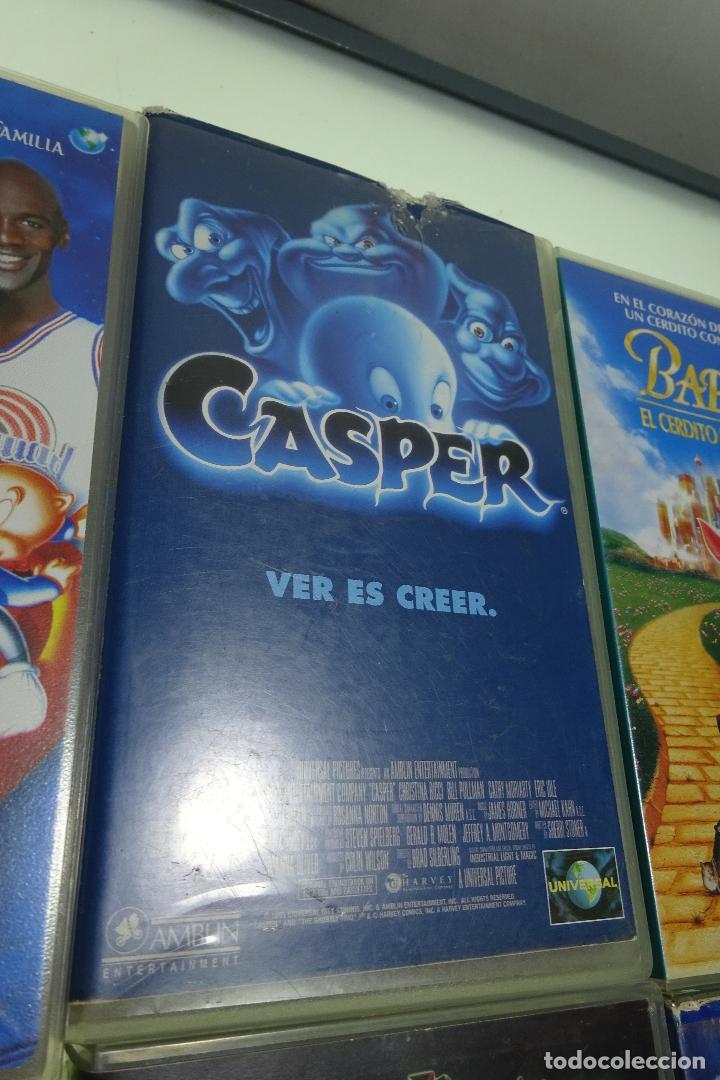 Cine: LOTE DE 12 PELÍCULAS VHS - PARA TODOS LOS PÚBLICOS - MUY DIVERTIDAS PARA LOS PEQUES - - Foto 11 - 81985944