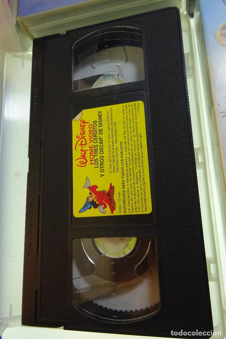 Cine: LOTE DE 12 PELÍCULAS VHS - PARA TODOS LOS PÚBLICOS - MUY DIVERTIDAS PARA LOS PEQUES - - Foto 3 - 81986224