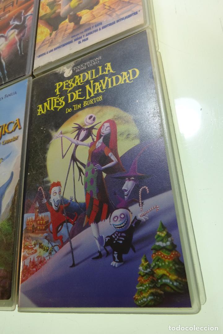 Cine: LOTE DE 12 PELÍCULAS VHS - PARA TODOS LOS PÚBLICOS - MUY DIVERTIDAS PARA LOS PEQUES - - Foto 5 - 81986224