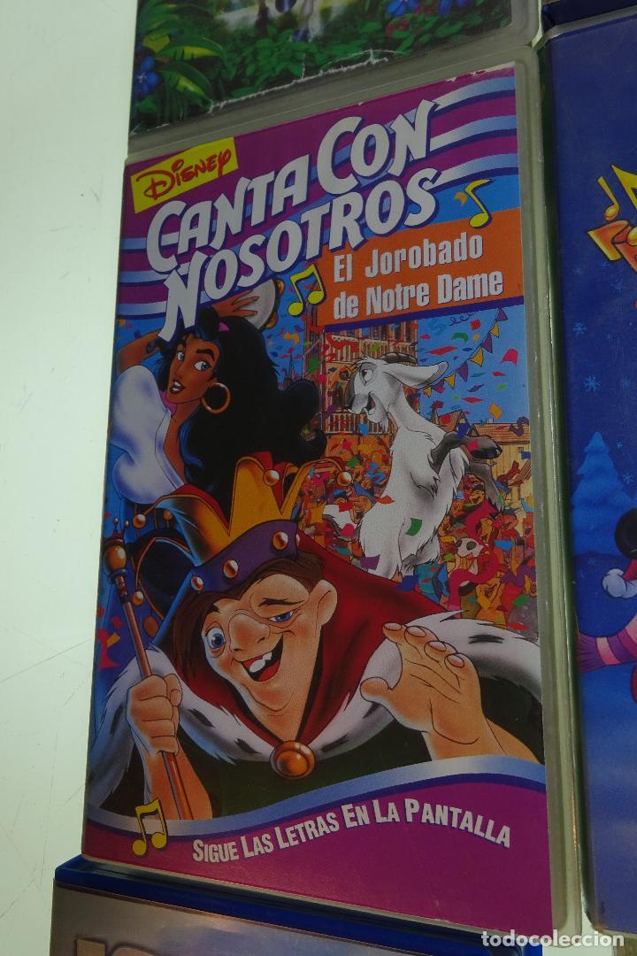 Cine: LOTE DE 12 PELÍCULAS VHS - PARA TODOS LOS PÚBLICOS - MUY DIVERTIDAS PARA LOS PEQUES - - Foto 6 - 81986224