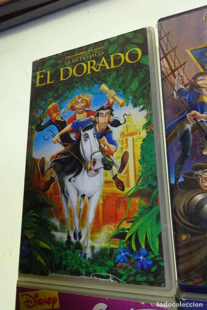 Cine: LOTE DE 12 PELÍCULAS VHS - PARA TODOS LOS PÚBLICOS - MUY DIVERTIDAS PARA LOS PEQUES - - Foto 10 - 81986224