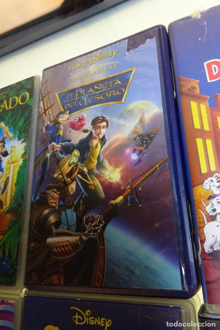 Cine: LOTE DE 12 PELÍCULAS VHS - PARA TODOS LOS PÚBLICOS - MUY DIVERTIDAS PARA LOS PEQUES - - Foto 11 - 81986224