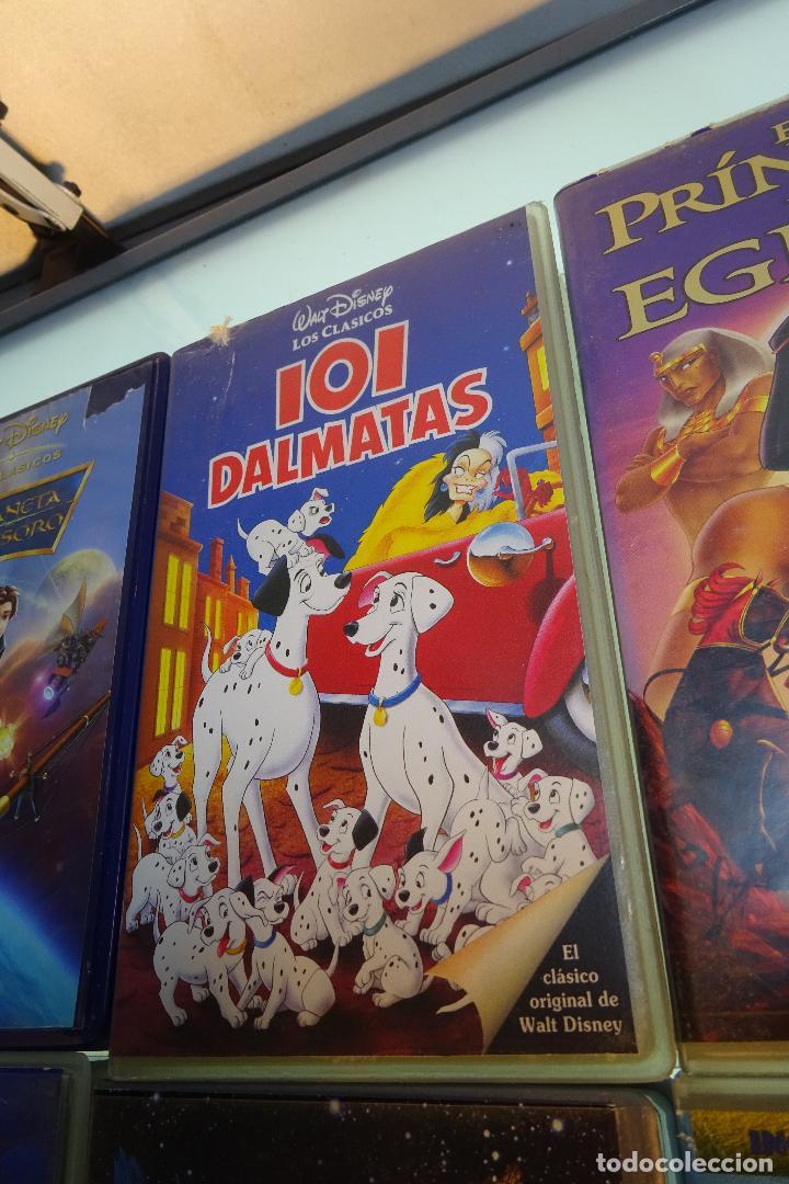 Cine: LOTE DE 12 PELÍCULAS VHS - PARA TODOS LOS PÚBLICOS - MUY DIVERTIDAS PARA LOS PEQUES - - Foto 12 - 81986224