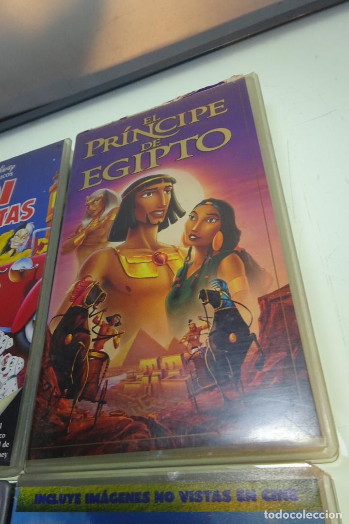 Cine: LOTE DE 12 PELÍCULAS VHS - PARA TODOS LOS PÚBLICOS - MUY DIVERTIDAS PARA LOS PEQUES - - Foto 13 - 81986224