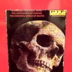 Cine: WORLD OF THE DEATH - SAGA ROSTROS DE MUERTE - (ALTO CONTENIDO VIOLENTO). Lote 50178177