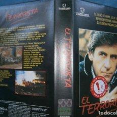 Cine: ((PELICULA-VHS))-EL TERRORISTA. Lote 82674384