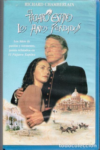 EL PÁJARO ESPINO, LOS AÑOS PERDIDOS, VHS. CAJA GRANDE (Cine - Películas - VHS)