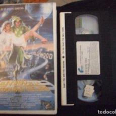 Cine: EL MAGO DE LA VELOCIDAD Y EL TIEMPO - MIKE JITTLOV - PAIGE MOORE , RICHARD KAYE - FILMAYER 1989. Lote 179145758