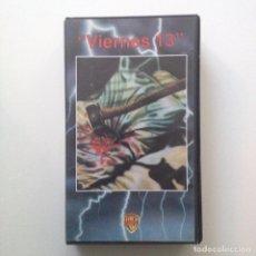 Cine: VIERNES 13(1980) PAL/CASTELLANO. Lote 82812080