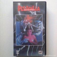 Cine: PESADILLA EN ELM STREET(1984) PAL/CASTELLANO. Lote 82813836