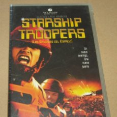 Cine: STARSHIP TROOPERS - TOUCHSTONE HOME VIDEO. Lote 83494436