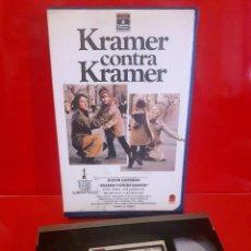 Cine: KRAMER CONTRA KRAMER (1979) - 1ª EDICION. Lote 83559772