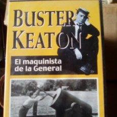 Cine: EL MAQUINISTA DE LA GENERAL. Lote 84094694