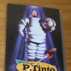 Cine: EL MILAGRO DE P. TINTO -VHS- JAVIER FRESSER, LUIS CIGES, SILVIA CASANOVA.... Lote 84288368