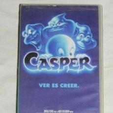 Cine: VENDO PELICULA VHS, CASPER.. Lote 263093655