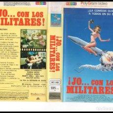 Cine: VHS - JO CON LOS MILITARES - TEEN MOVIE. Lote 84468060
