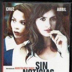 Cine: VHS, SIN NOTICIAS DE DIOS. Lote 85153936