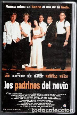 VHS, LOS PADRINOS DEL NOVIO. CAJA GRANDE (Cine - Películas - VHS)