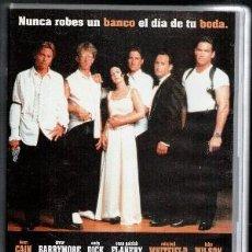 Cine: VHS, LOS PADRINOS DEL NOVIO. CAJA GRANDE. Lote 85154844