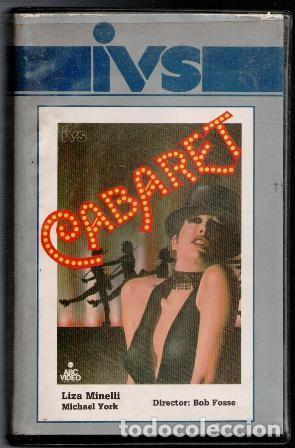 VHS, CABARET. CAJA GRANDE. IVS (Cine - Películas - VHS)