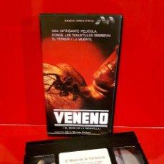 Cine: VENENO EL BESO DE LA TARANTULA (1976). Lote 85778468