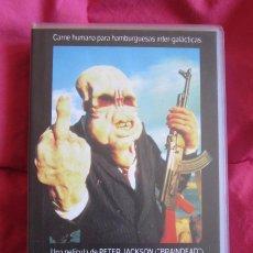 Cine: BAD TASTE (MAL GUSTO) VHS - PETER JACKSON / FILMAX. Lote 85780652