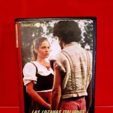 Cine: LAS LOZANAS ITALIANAS - ORNELLA MUTI, RENZO MONTAGNANI, JANET AGREEN. DESCATALOGADISIMA!. Lote 85818612