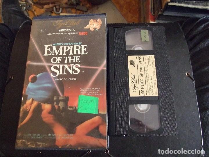 Empire Of The Sins Kirdy Stevens Taboo Keisha Krista Lane Candy Evans