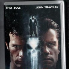 Cine: VHS, THE PUNISHER, EL CASTIGADOR. TOM JANE JOHN TRAVOLTA. Lote 86383176