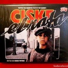 Cine: CISKE, EL RATA (1984) - DANNY DE MUNK, WILLEKE VAN AMMELROOY. DOBLE CINTA. Lote 86415428