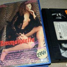 Cine: EMMANUELLE SECRET- VHS- SILVIA KRISTEL. Lote 103410631