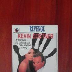 Cine: REVENGE KEVIN COSTNER VHS. Lote 86913936