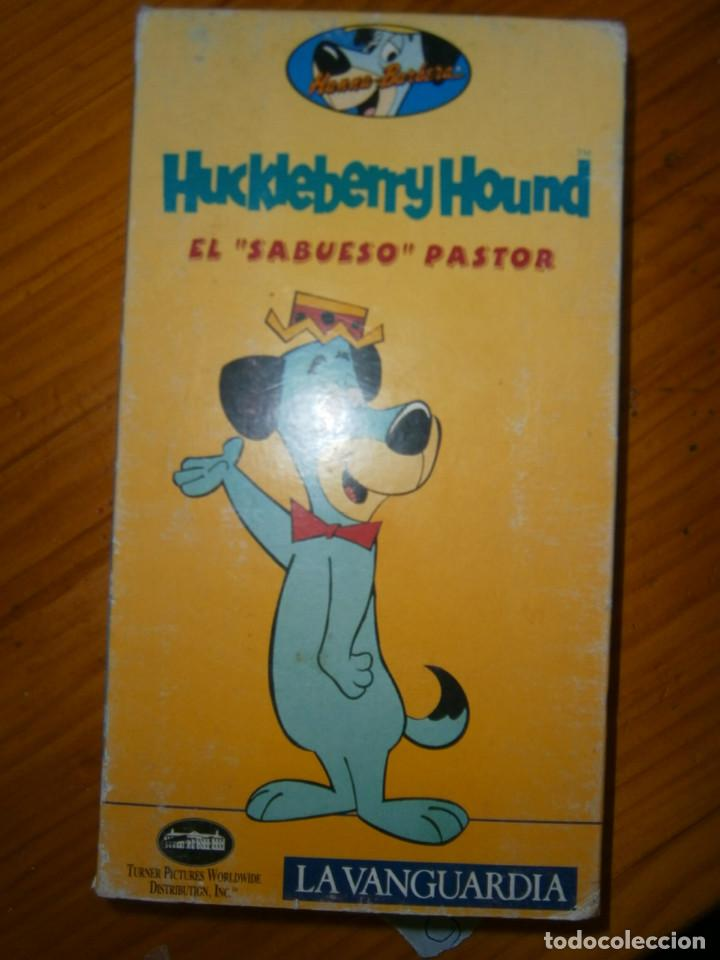 HUCKLEBERRY HOUND(PELICULA-VHS..COMPRA MINIMA 10€) (Cine - Películas - VHS)