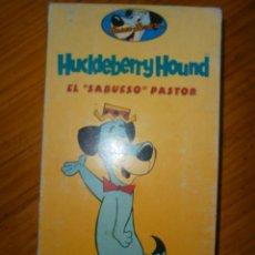 Cine: HUCKLEBERRY HOUND(PELICULA-VHS..COMPRA MINIMA 10€). Lote 87394348