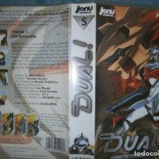 Cine: DUAL! (PELICULA-VHS..COMPRA MINIMA 10€). Lote 87405044