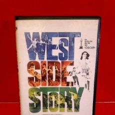 Cine: WEST SIDE STORY (1961) - AMOR SIN BARRERAS. EDIC. ARCAICA VIDEOSPACE!!! NUNCA EN TC. Lote 87589420