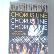 Cine: CHORUS LINE CON MICHAEL DOUGLAS VIDEO VHS AÑO 1997. Lote 87727744