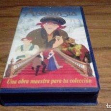 Cine: ANASTASIA - DIBUJOS ANIMADOS. Lote 88332408