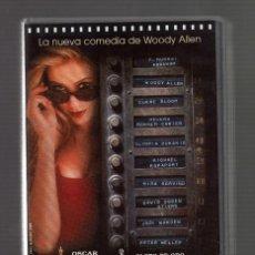 Cine: PODEROSA AFRODITA · LAUREN FILMS VIDEO HOGAR, 1996 - INTÉRPRETES: WOODY ALLEN / MIRA SORVINO -. Lote 88883388