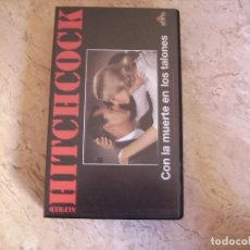 Cine: ALFRED HITCHCOCK VHS. Lote 89093692