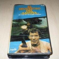 Cine: EL SECUESTRO DEL SAVOYA / DESCATALOGADA / UN FILM DE BENJAMIN DORMAN,. Lote 89249380