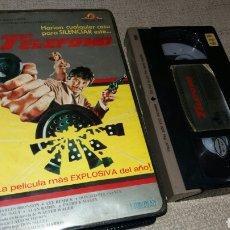 Cine: TELEFONO- VHS- CHARLES BRONSON- 1 EDICION. Lote 90337286