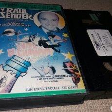 Cine: VIVA EL CHAMPAN- VHS- RAUL SENDER. Lote 91649980