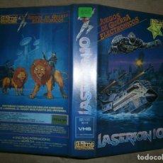 Cine: LASERION 10-(PELICULA-VHS..COMPRA MINIMA 10€). Lote 92544115