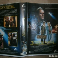 Cine: JUGUETE MORTAL-(PELICULA-VHS...COMPRA MINIMA 10€). Lote 92757820