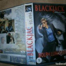 Cine: BLACKJACK-(PELICULA-VHS...COMPRA MINIMA 10€). Lote 92758775