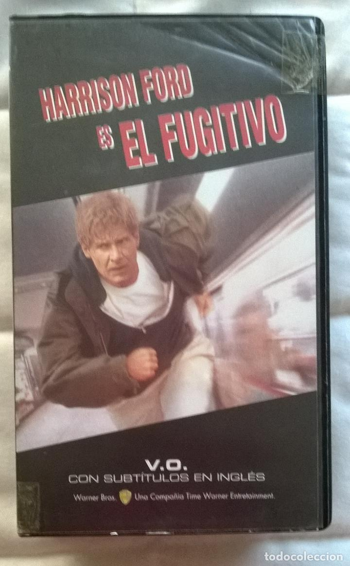 El Fugitivo The Fugitive Harrison Ford Tommy Sold Through Direct Sale 92855835